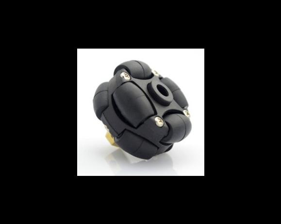 MTO-14184/38mm(1.5인치) 플라스틱 옴니휠(엠티솔루션)/1개 주문시 10개 묶음 배송됨